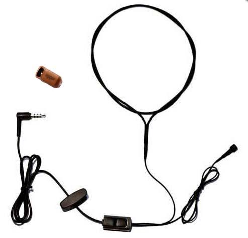 Выводной микрофон микронаушник