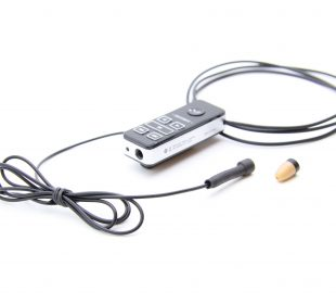 Bluetooth MP3 с выносным микрофоном и капсулой К3