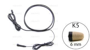 Микронаушник капсула Classic с выносным микрофоном — К5