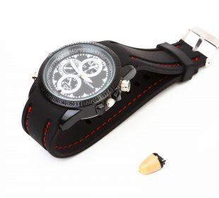 Микронаушник капсула часы (Bluetooth)