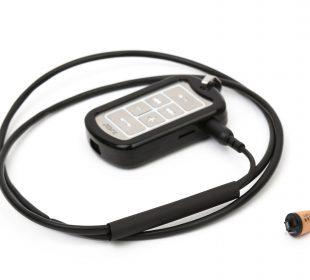 Bluetooth капсула (съемный адаптер)
