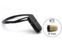 Микронаушник капсула Bluetooth — К5