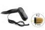 Микронаушник капсула Bluetooth с выносным микрофоном — К2