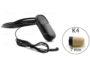 Микронаушник капсула Bluetooth с выносным микрофоном — К4