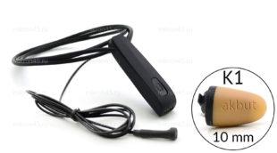 Микронаушник Bluetooth 4.0 с выносным микрофоном К1
