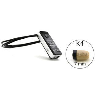 Bluetooth MP3 c капсулой К4