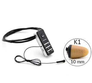 Bluetooth MP3 с выносным микрофоном и капсулой К1